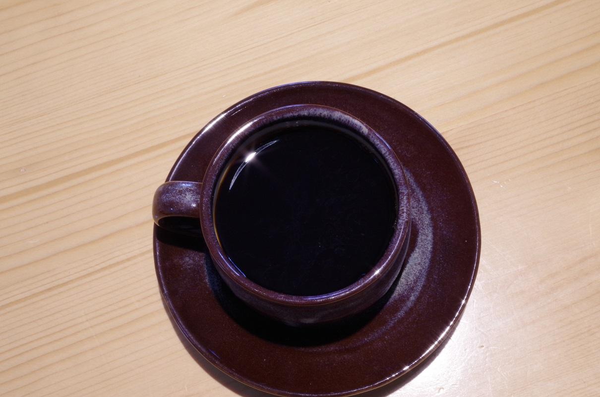 ロトで入れたコーヒー