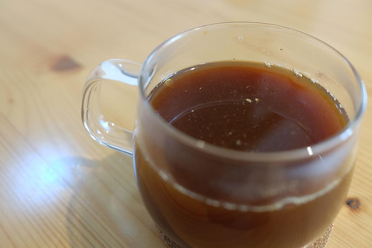 オレンジマサラコーヒー