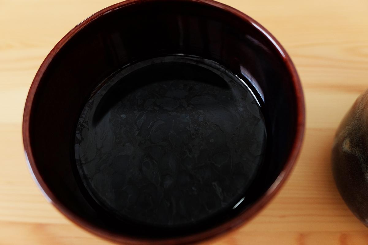 豆で常温保存したコーヒー