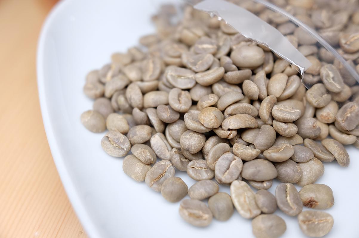 ケニア コーヒー生豆