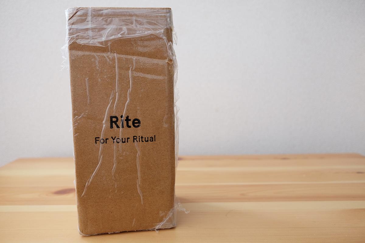 RitePressの荷姿