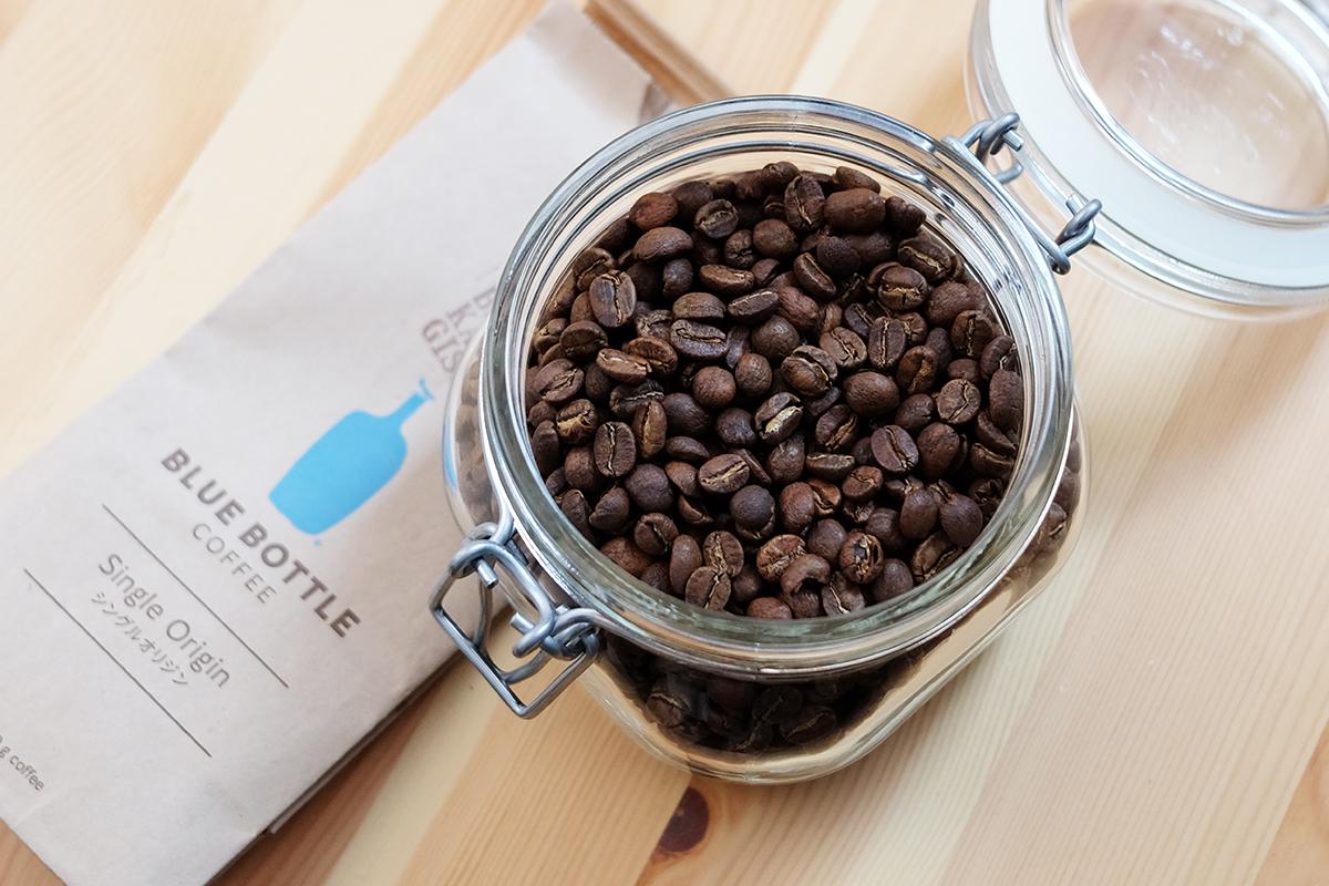 ブルーボトルコーヒーのコーヒー豆