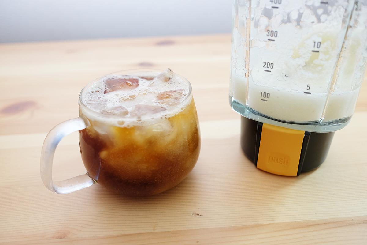梨コーヒー
