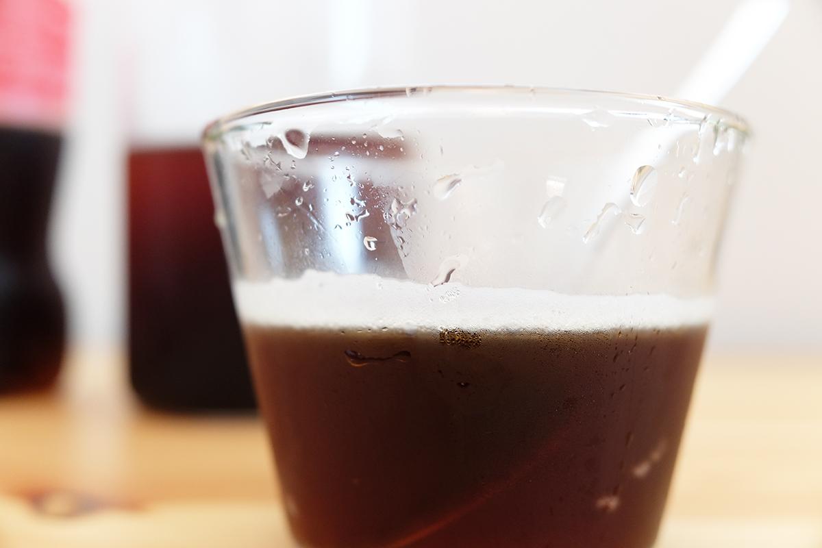 コーヒーの割合が3割のジェネリック・コカ・コーラプラスコーヒー