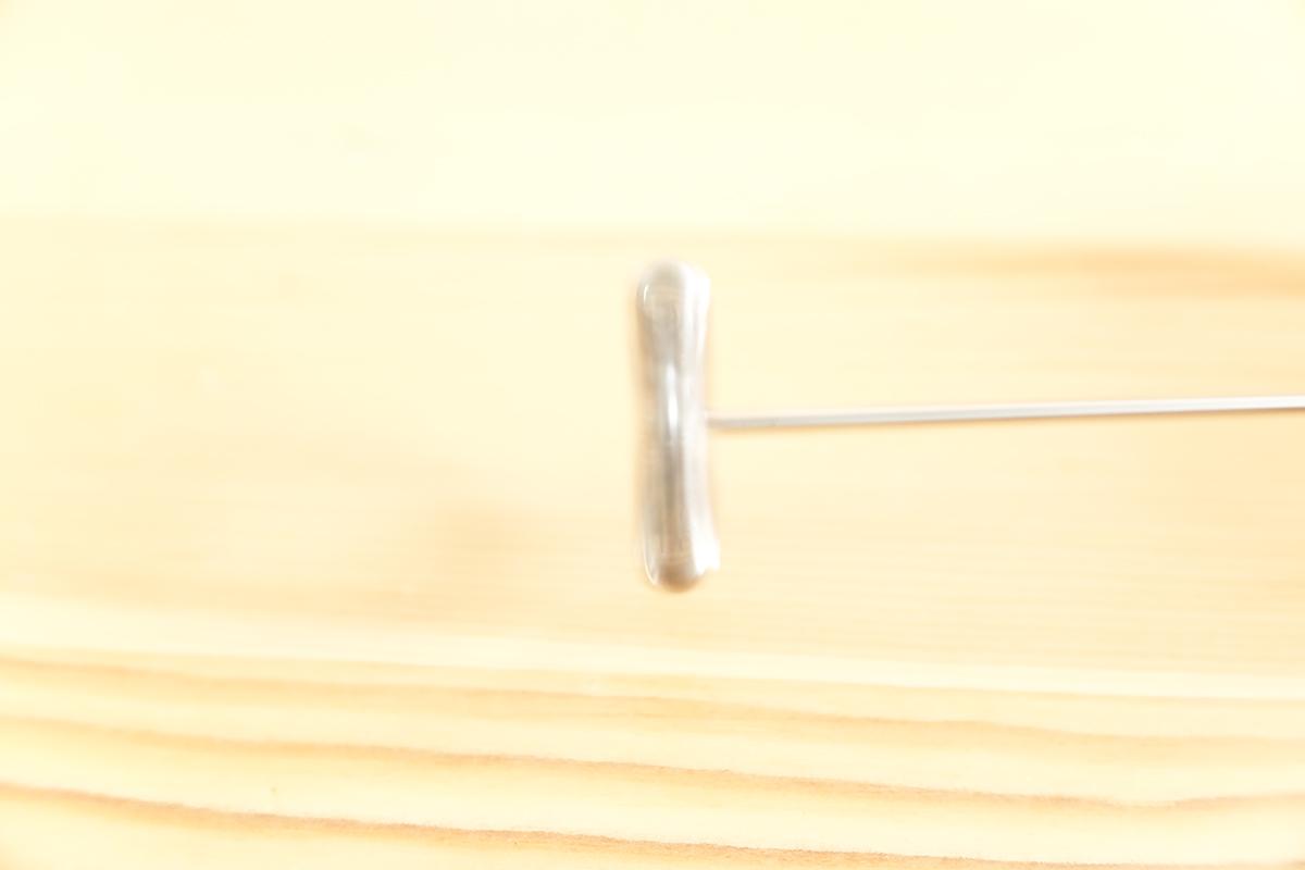 回転しているハリオのクリーマーゼット