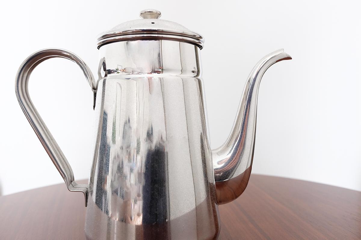 カリタのステンレスコーヒーポット