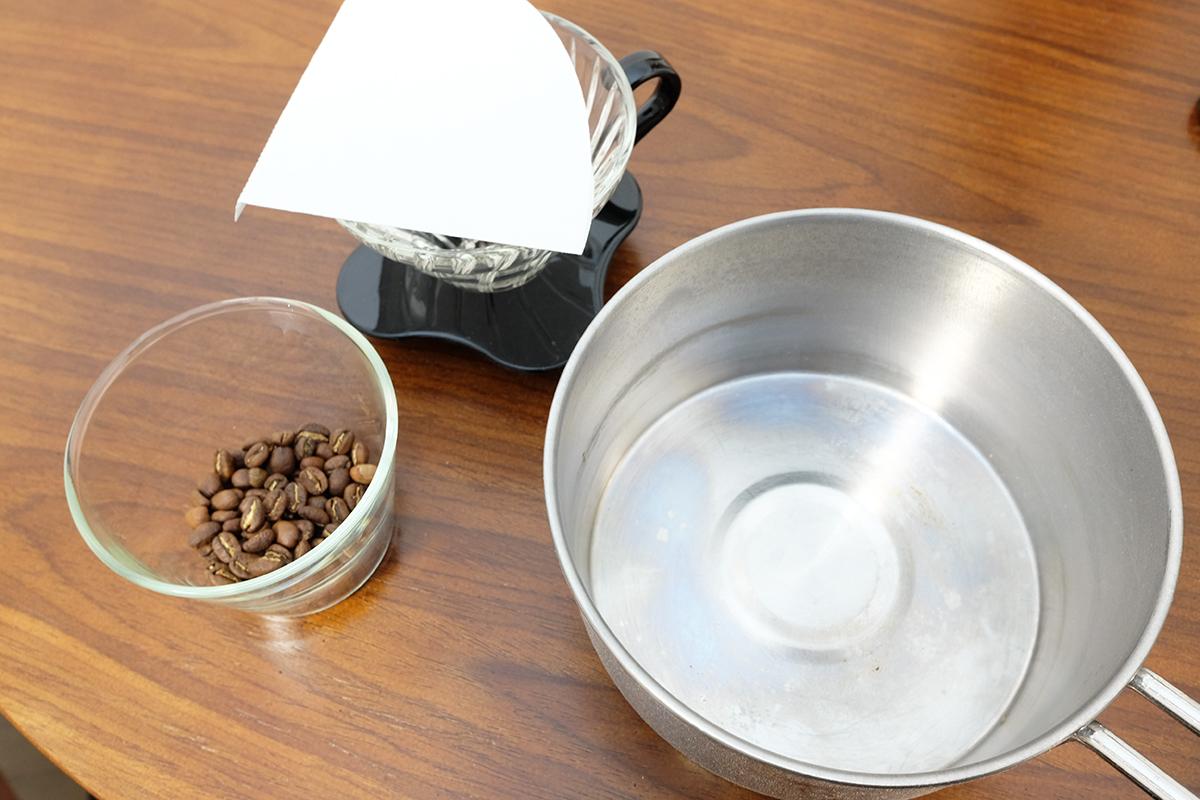 煮出しコーヒーセット