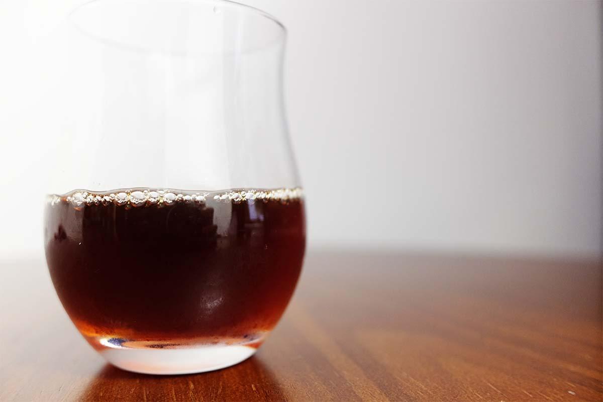 日本酒コーヒー